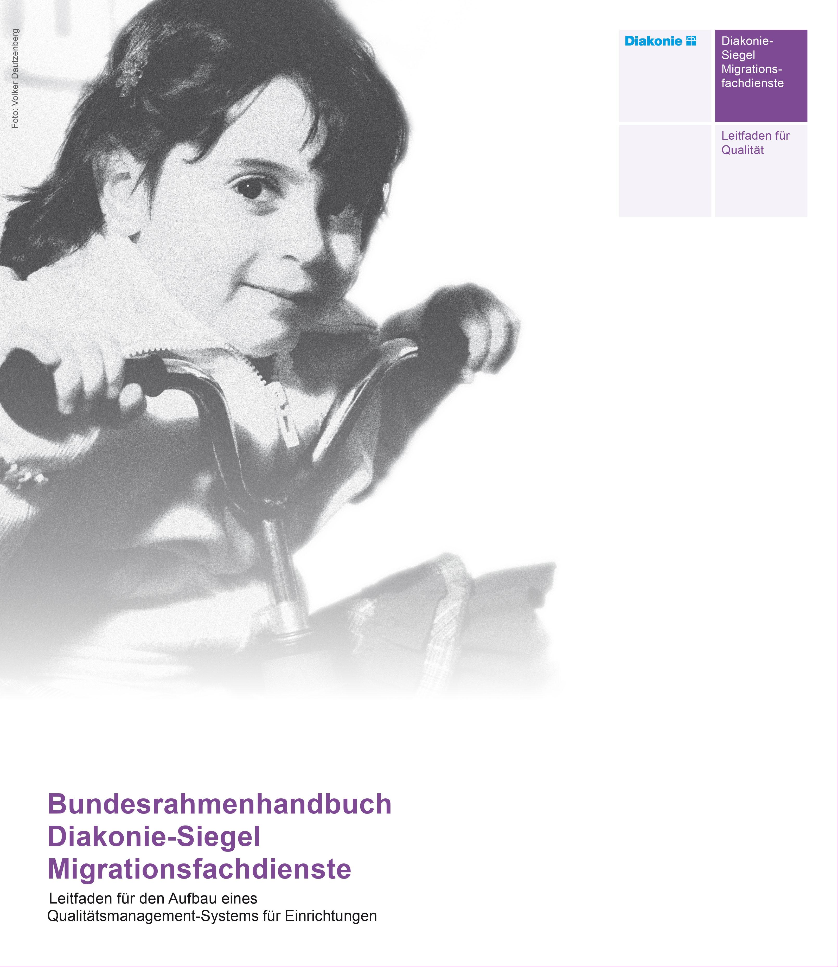 Bundesrahmenhandbuch Diakonie-Siegel Migrationsfachdienste
