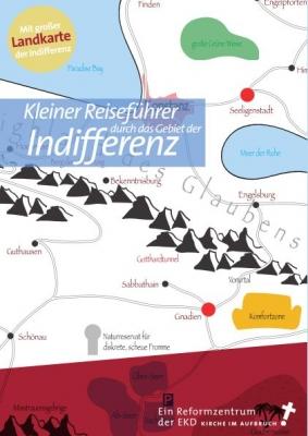 Kleiner Reiseführer durch das Gebiet der Indifferenz (10er Pack)