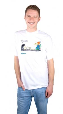 T-Shirt »Aufeinander zugehen«