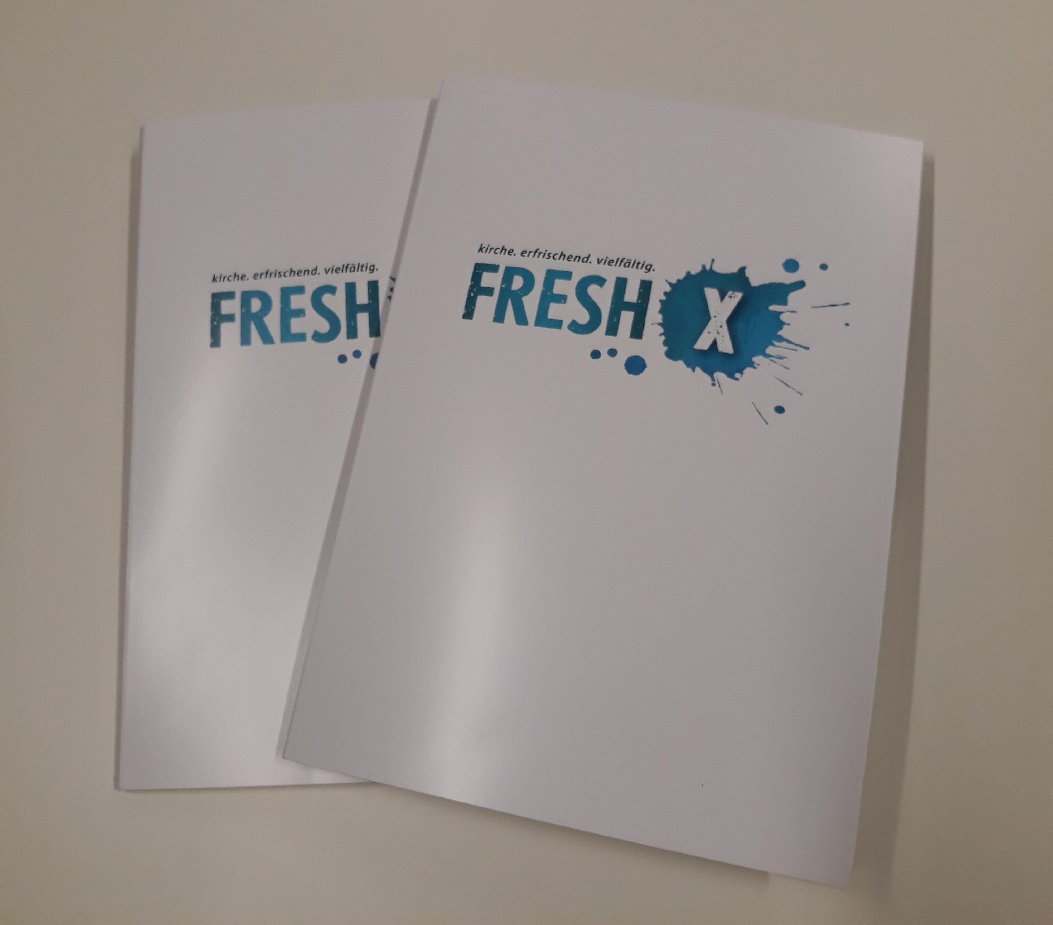 Fresh X - Pressemappen